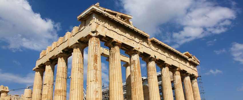 Parthenon, Athenian Acropolis