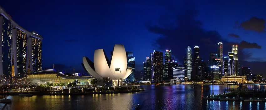 Cruise from Singapore - The Lion City