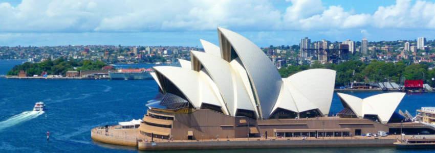 Cruise package – Australia & New Zealand