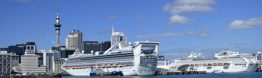 Cruise package New Zealand and Australia with Celebrity Cruises