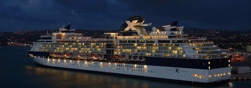 The Fleet of Celebrity Cruises for 2022 and 2023 sailings